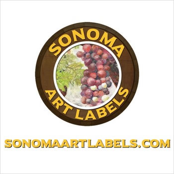 Sonoma Art Labels